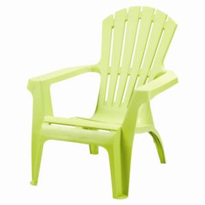 Deckchair Dolomiti, lime green